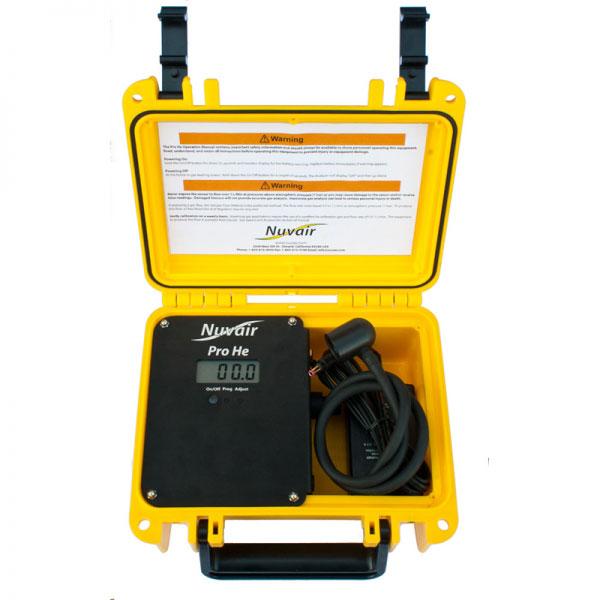 Pro He Alarm Analyzer - 9608-lb