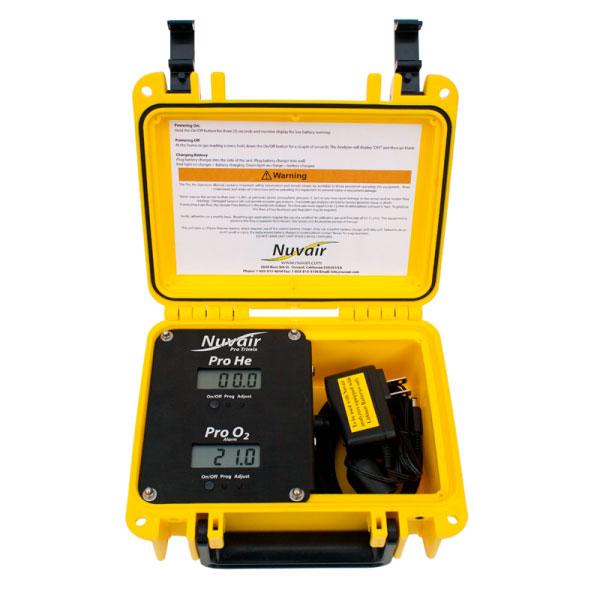 Pro Trimix Alarm Analyzer - 9609-lb