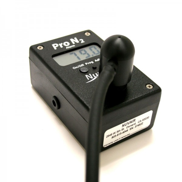 Pro N2 Alarm Nitrogen Analyzer Handheld - 9613