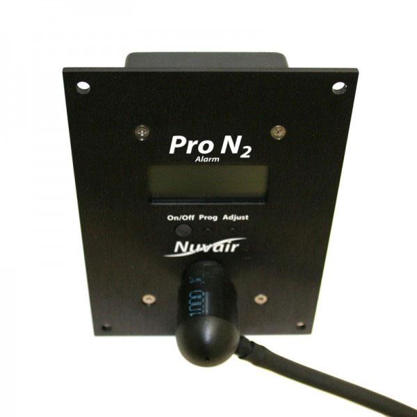 Pro N2 Alarm Nitrogen Analyzer Panel Mount - 9614