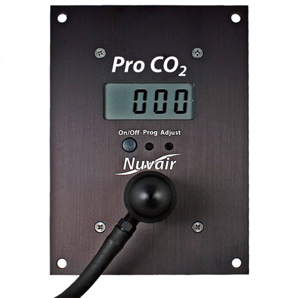 Pro CO2 Alarm Analyzer - Panel Mount - 9617
