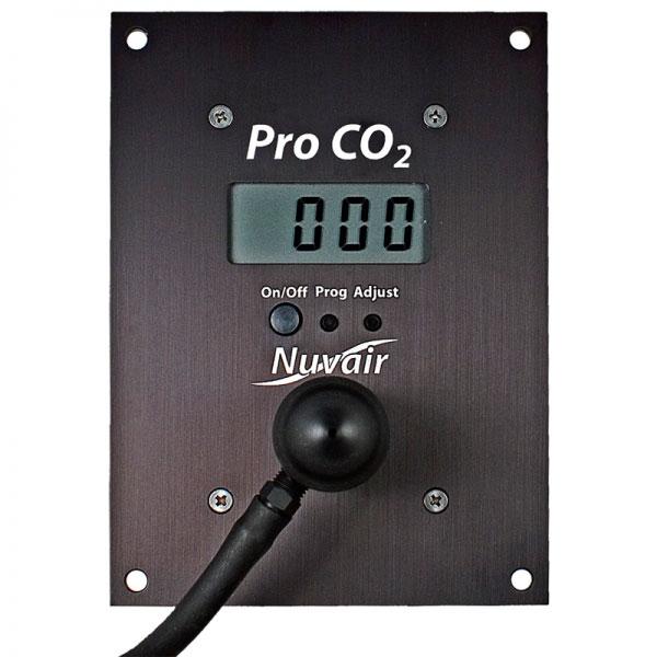 Pro CO2 Alarm Analyzer - Panel Mount - 9617