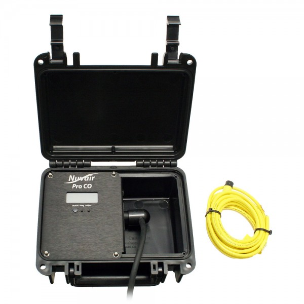 Pro CO Analyzer in Waterproof Box - 9626-lb